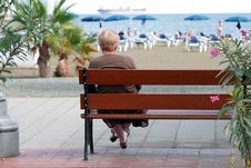 Free Waiting ... Stock Photo - 1435900