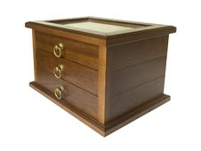 Free Wooden Casket Royalty Free Stock Photography - 1436387