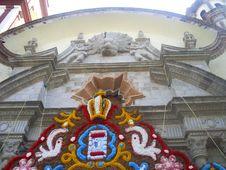 Free Church In Mexico Temoaya Stock Image - 1436921