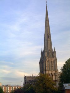 Free Church Spire Stock Photography - 1436952