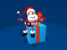 Free Santa Claus Stock Image - 1437551