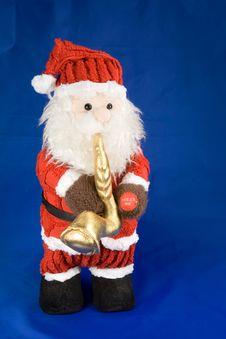 Free Santa Royalty Free Stock Photography - 1437657