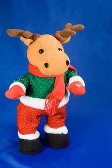 Free Reindeer Stock Photo - 1437660