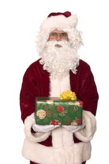 Free Santas Gifts 2 Royalty Free Stock Image - 1437896