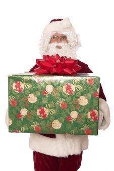 Free Santas Gifts 4 Royalty Free Stock Photography - 1437897