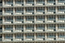 Free Hospital Balcony Royalty Free Stock Photography - 1437967