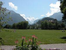 Free Jungfrau Pastoral Scene Stock Photos - 1438253