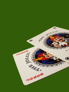 Free Cards Stock Image - 1438881