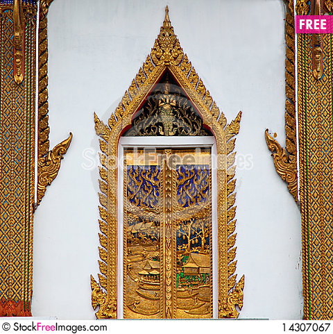 Free Window Of Monastery1 Royalty Free Stock Photography - 14307067