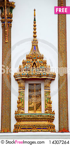 Free Window Of Monastery3 Stock Images - 14307264
