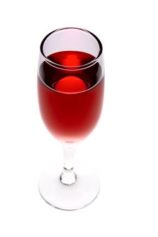 Free Glass Of Wine Stock Photos - 14300093