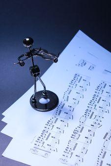 Free Violin Player Royalty Free Stock Image - 14300736