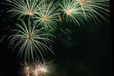 Free Fireworks Royalty Free Stock Image - 14300816