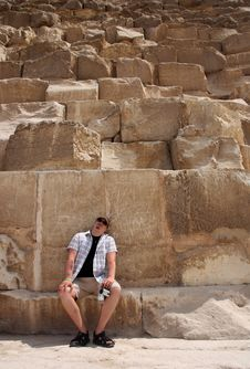 Free Pyramides Royalty Free Stock Photo - 14301165