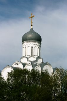 Free Pokrov S Church Stock Photography - 14301612