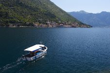 Free Sea Taxi On The Adriatic Stock Photography - 14301822