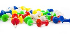 Free Colorful Pins Stock Images - 14305684