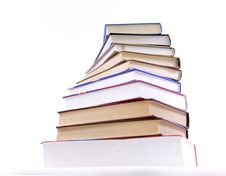 Free Book Tower Royalty Free Stock Images - 14305909