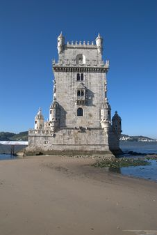 Free Belem Tower Stock Images - 14307104
