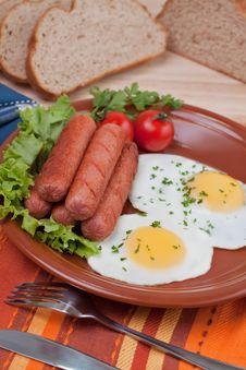 Free Breakfast Stock Photography - 14307732