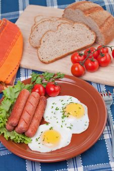 Free Breakfast Stock Image - 14307771