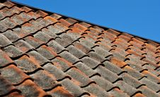 Free Old Roof Tiles Stock Photo - 14308800