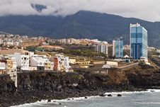 Free Tenerife Coast Stock Photo - 14308830