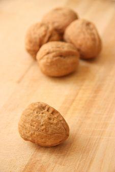 Free Walnuts Royalty Free Stock Photo - 14310085