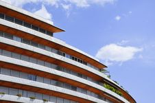 An Apartment Building Stock Image
