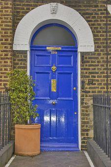 Free British Entrance Stock Photography - 14310172