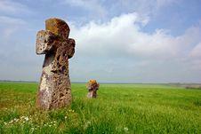 Free Ancient Crosses Stock Photos - 14310493
