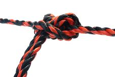 Sliding Knot Stock Photo