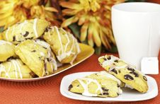 Free Scones And Tea Stock Images - 14310924