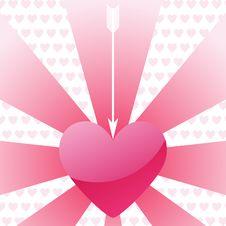 Free Abstract  Heart Royalty Free Stock Photo - 14311285