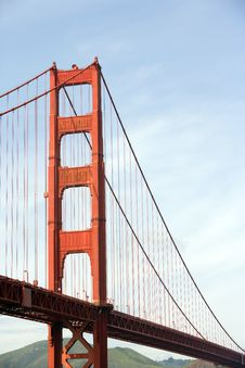 Free Golden Gate Stock Image - 14311921
