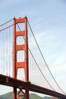 Free Golden Gate Stock Image - 14311921