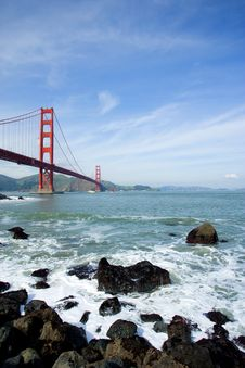 Free Golden Gate Stock Image - 14311971