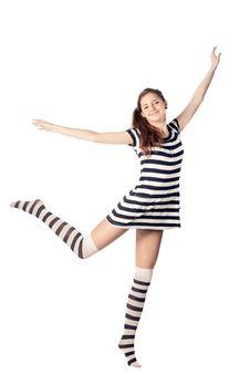 Free Happy Girl Stock Photos - 14312083