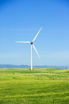 Free Wind Farm Stock Photo - 14312340