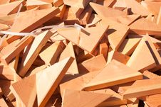 Free Pile Of Building Lumber Scraps Stock Photos - 14312343
