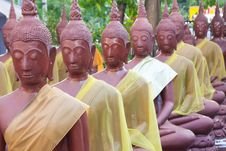 Free Budda Thai Royalty Free Stock Image - 14313086