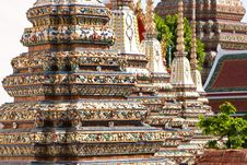 Free Pagoda Thai Royalty Free Stock Images - 14313169