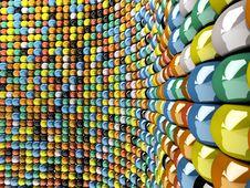 Free Wall Of Mosaic Royalty Free Stock Photos - 14313198