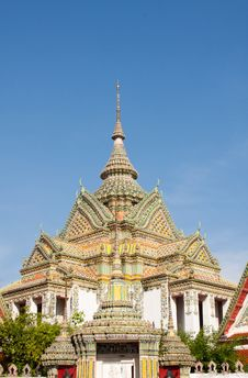 Free Temple Thai Stock Image - 14313201