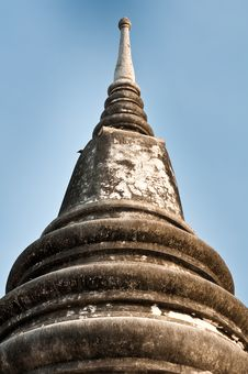 Free Ancient Pagoda Royalty Free Stock Images - 14313829