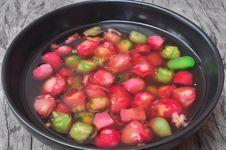 Thai Sweetmeat Royalty Free Stock Images