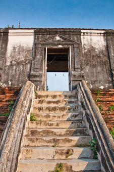 Free Ancient Door Stock Images - 14313874