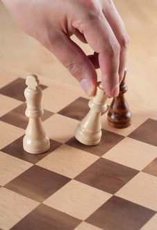 Free Checkmate Royalty Free Stock Photos - 14314028