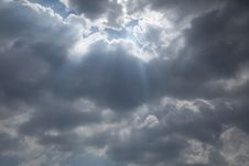 Free Clouds Royalty Free Stock Photography - 14315227