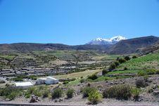 Free Chilean Landsacpe Stock Photo - 14315850